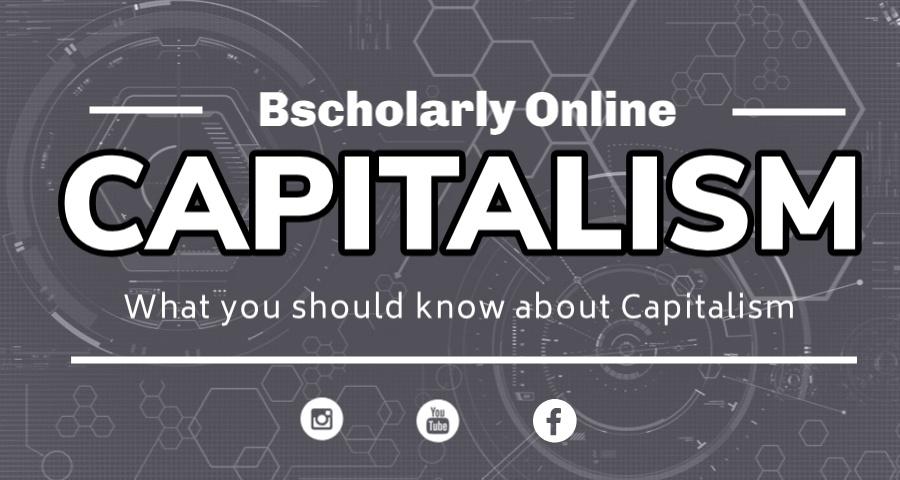 advantages and disadvantages of capitalism