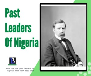 images of the past leaders of nigeria from 1960 till Date