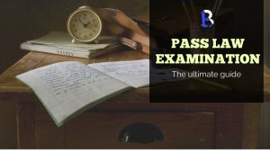 tips to pass any law exam