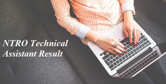 NTRO Technical Assistant Result 2020