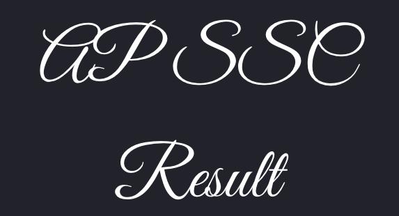 AP SSC Result 2021