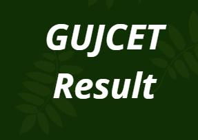 gujcet.gseb.org Result 2021