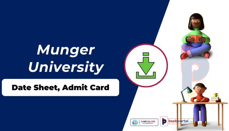Munger University exam