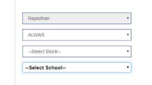 RAJRMSA Shala Darpan | Government of Rajasthan Education Portal - Login and Registration 2020