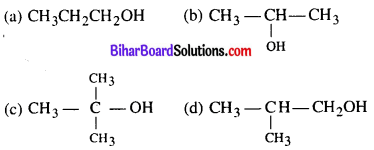 Bihar Board 12th Chemistry Objective Answers Chapter 11 Alcohols, Phenols and Ethers 4