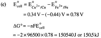 Bihar Board 12th Chemistry Objective Answers Chapter 3 Electrochemistry 10
