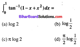 Bihar Board 12th Maths Objective Answers Chapter 7 समाकलन Q29