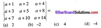 Bihar Board 12th Maths VVI Objective Questions Model Set 2 in English Q3