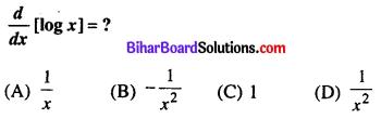 Bihar Board 12th Maths VVI Objective Questions Model Set 3 in Hindi Q18