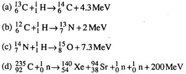Bihar Board 12th Physics Objective Answers Chapter 13 Nuclei in english medium 1