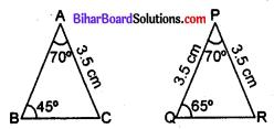 Bihar Board 9th Maths Objective Answers Chapter 7 त्रिभुज Q30