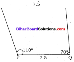 Bihar Board Class 8 Maths Solutions Chapter 7 ज्यामितीय आकृतियों की रचना Ex 7.3 Q4
