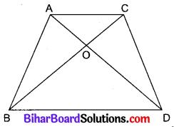 Bihar Board Class 10 Maths Solutions Chapter 6 त्रिभुज Ex 6.4 Q3