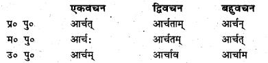 Bihar Board Class 6 Sanskrit व्याकरण धातु-रूपाणि 19