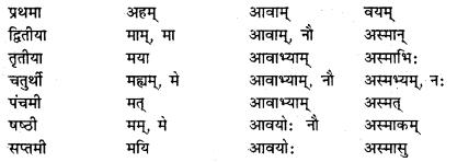 Bihar Board Class 7 Sanskrit व्याकरण शब्दरूपाणि 14