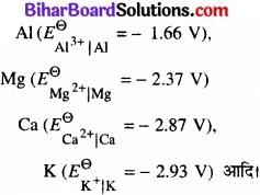 BIhar Board Class 12 Chemistry Chapter 6 तत्त्वों के निष्कर्षण के सिद्धान्त एवं प्रक्रम img 1