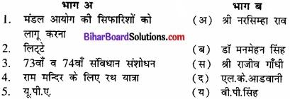 Bihar Board Class 12 Political Science Solutions chapter 9 भारतीय राजनीति एक बदलाव Part - 2 img 2