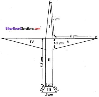 Bihar Board Class 9 Maths Solutions Chapter 12 हीरोन का सूत्र Ex 12.2 3