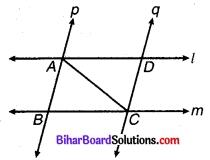 Bihar Board Class 9 Maths Solutions Chapter 7 त्रिभुज Ex Q 7.1 4