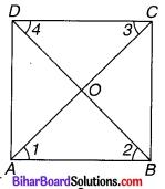 Bihar Board Class 9 Maths Solutions Chapter 8 चतुर्भुज Ex Q 8.1 3