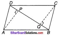 Bihar Board Class 9 Maths Solutions Chapter 8 चतुर्भुज Ex Q 8.1 9