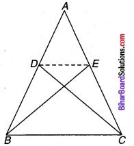 Bihar Board Class 9 Maths Solutions Chapter 9 समान्तर चतुर्भुज और त्रिभुजों के क्षेत्रफल Ex 9.3 Q 7