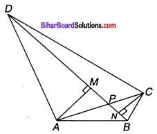 Bihar Board Class 9 Maths Solutions Chapter 9 समान्तर चतुर्भुज और त्रिभुजों के क्षेत्रफल Ex 9.4 Q 7