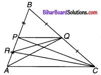 Bihar Board Class 9 Maths Solutions Chapter 9 समान्तर चतुर्भुज और त्रिभुजों के क्षेत्रफल Ex 9.4 Q 8