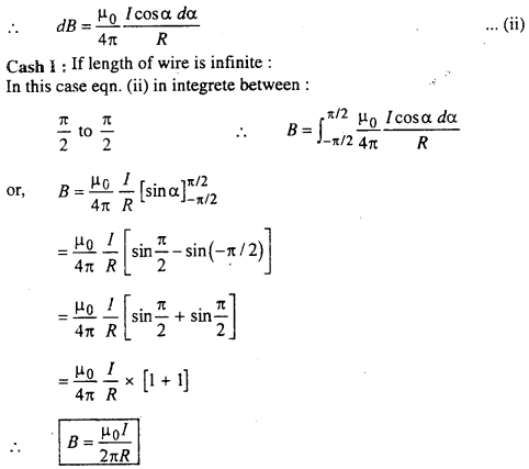 Bihar Board 12th Physics Important Questions Long Answer Type Part 1, 42