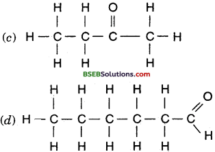 Bihar Board Class 10 Science Solutions Chapter 4 Carbon and its Compounds - 7