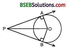 Bihar Board Class 10th Maths Solutions Chapter 10 Circles Ex 10.2 10