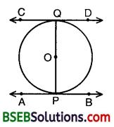 Bihar Board Class 10th Maths Solutions Chapter 10 Circles Ex 10.2 4