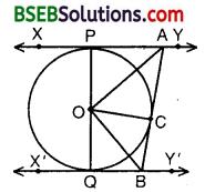 Bihar Board Class 10th Maths Solutions Chapter 10 Circles Ex 10.2 9