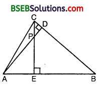Bihar Board Class 10th Maths Solutions Chapter 6 Triangles Ex 6.3 8