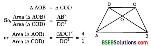 Bihar Board Class 10th Maths Solutions Chapter 6 Triangles Ex 6.4 2
