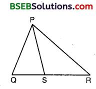 Bihar Board Class 10th Maths Solutions Chapter 6 Triangles Ex 6.6 1