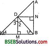 Bihar Board Class 10th Maths Solutions Chapter 6 Triangles Ex 6.6 4