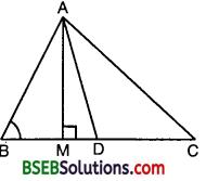 Bihar Board Class 10th Maths Solutions Chapter 6 Triangles Ex 6.6 8