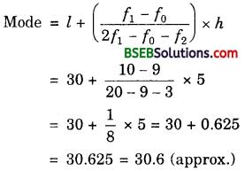 Bihar Board Class 10th Maths Solutions Chapter 14 Statistics Ex 14.2 10