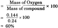 Bihar Board Class 9 Science Solutions Chapter 3 Atoms and Molecules - 11
