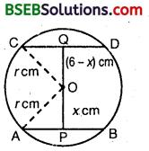Bihar Board Class 9th Maths Solutions Chapter 10 Circles Ex 10.6 2
