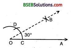 Bihar Board Class 9th Maths Solutions Chapter 11 Constructions Ex 11.1 3