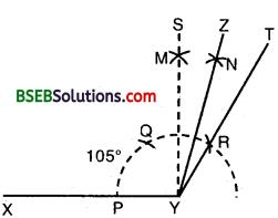 Bihar Board Class 9th Maths Solutions Chapter 11 Constructions Ex 11.1 7