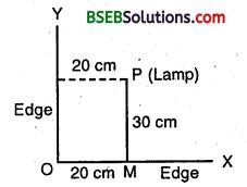 Bihar Board Class 9th Maths Solutions Chapter 3 Coordinate Geometry Ex 3.1 1