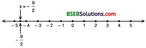 Bihar Board Class 9th Maths Solutions Chapter 4 Linear Equations in Two Variables Ex 4.4 3