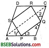 Bihar Board Class 9th Maths Solutions Chapter 8 Quadrilaterals Ex 8.2 3