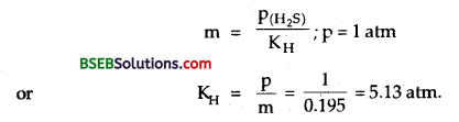 Bihar Board Class 12 Chemistry Solutions Chapter 2 Solutions 6