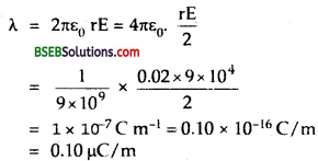 Bihar Board Class 12th Physics Solutions Chapter 1 Electric Charges and Fields -25