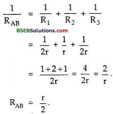 Bihar Board Class 12th Physics Solutions Chapter 3 Current Electricity - 120