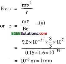 Bihar Board Class 12th Physics Solutions Chapter 4 Moving Charges and Magnetism - 19